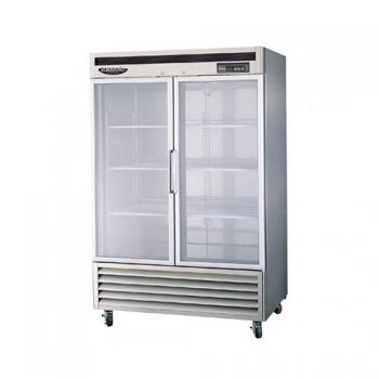 수직형 간냉 1200 디럭스형 냉장고 1193L (유리도어:2)