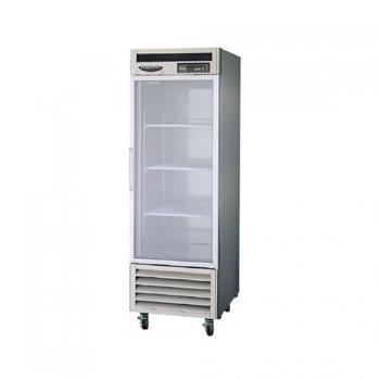 수직형 간냉 600 디럭스형 냉장고 527L (유리도어:1)