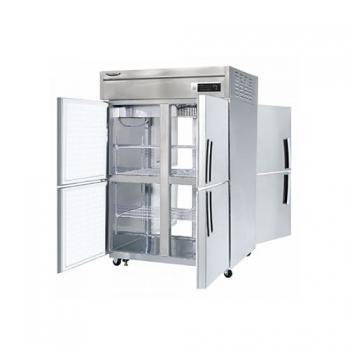 수직형 간냉 1100 양문형 냉동고 1045L