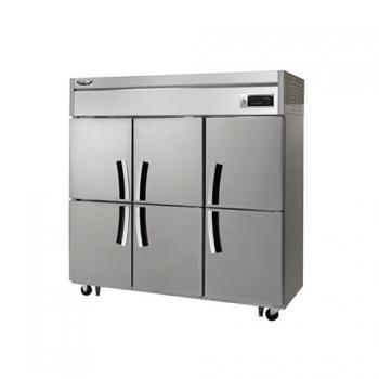 수직형 직냉 1700 냉장 1120L 냉동 523L