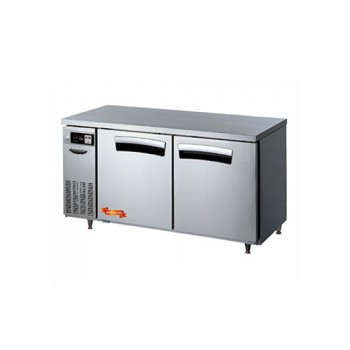 1500 간냉 테이블 냉장고 412L