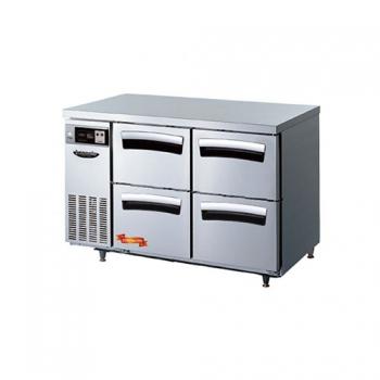 1200 간냉 냉장 테이블 ALL 서랍형 290L