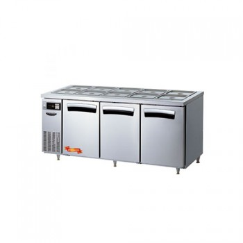 1800 간냉 반찬테이블 냉장고 468L
