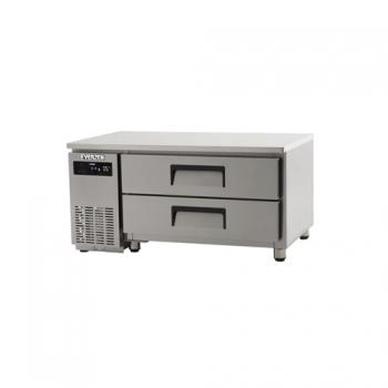 에버젠 간접냉각방식 테이블 1200 낮은 서랍식 (2단) 냉장 195L