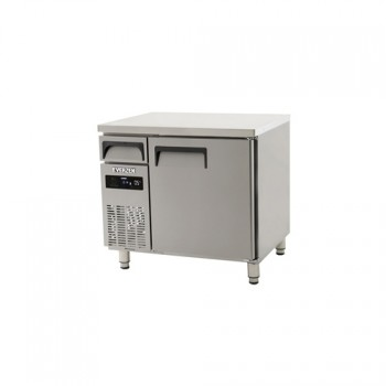에버젠 직접냉각방식 냉동 테이블 900 디지털 냉동 184L 1도어