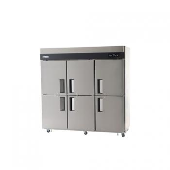 에버젠 간접냉각방식 65박스 냉장 1105.5L 냉동 512.3L 에너지효율1등급